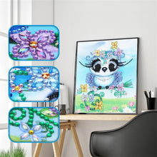 Load image into Gallery viewer, Adorable Owl - Special Diamond Painting
