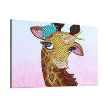 Load image into Gallery viewer, Giraffe Beauty - Special Diamond Painting