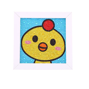 Yellow Chick - Special Diamond Painting