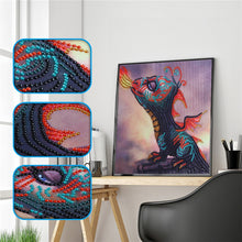 Load image into Gallery viewer, Cartoon Baby Dragon - Special  Diamond Painting