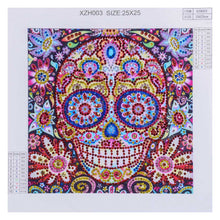 Load image into Gallery viewer, Sugar Skull - Special Diamond Painting