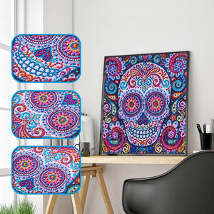 Sugar Skull - Special Diamond Painting
