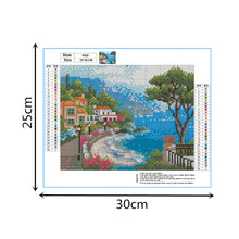 Load image into Gallery viewer, Lovely Sea landscape - Special Diamond Painting