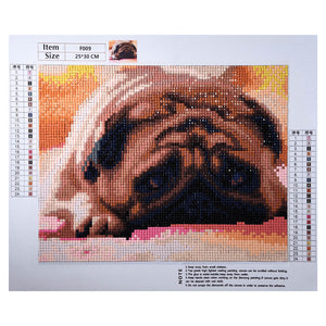 Lazy Dog - Special Diamond Painting