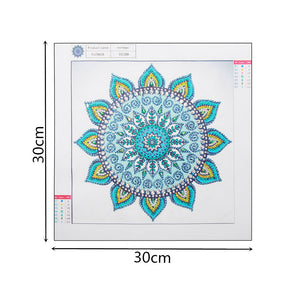 Circle Round Mandala - Special Diamond Painting
