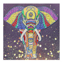 Load image into Gallery viewer, Colorful Elephant - Special Diamond Painting