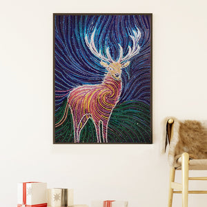 Beautiful Deer - Special Diamond Painting