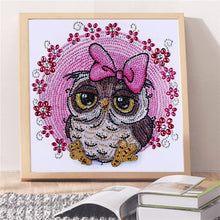 Load image into Gallery viewer, Cute Owl - Special Diamond Painting