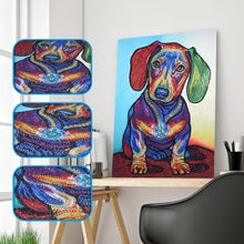 Load image into Gallery viewer, Cute Puppy - Special Diamond Painting