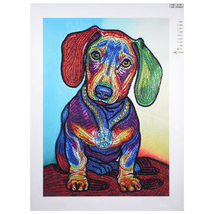 Cute Puppy - Special Diamond Painting