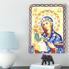 Load image into Gallery viewer, Mother and Child - Special Diamond Painting
