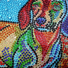 Load image into Gallery viewer, Colorful Puppy - Special Diamond Painting