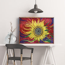 Load image into Gallery viewer, Sunflower - Special Diamond Painting