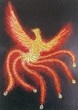 Load image into Gallery viewer, Bird of Fire - Special Diamond Painting