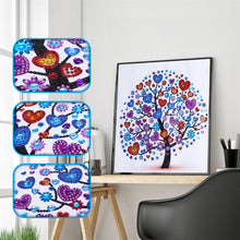 Load image into Gallery viewer, Heart Flower Tree - Special  Diamond Painting
