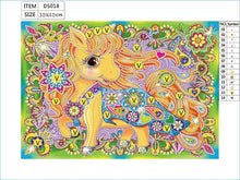 Load image into Gallery viewer, Cute Anime Horse - Special Diamond Painting