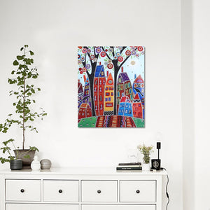 City Landscape - Special Diamond Painting