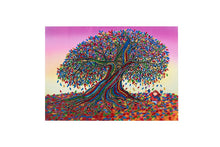 Load image into Gallery viewer, Colorful Flower Tree - Special Diamond Painting