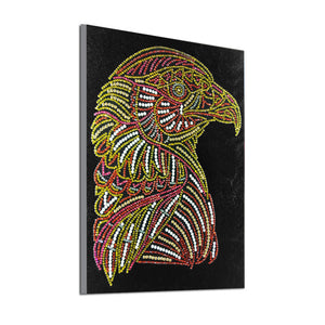 Eagle Head Symbol - Special Diamond Painting