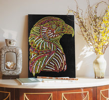 Load image into Gallery viewer, Eagle Head Symbol - Special Diamond Painting