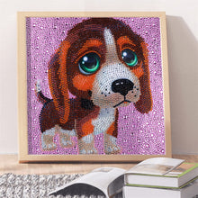 Load image into Gallery viewer, Cute Brown Dog - Special Diamond Painting