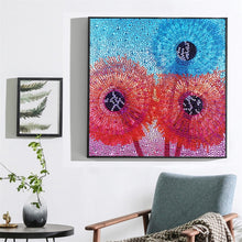 Load image into Gallery viewer, Colorful Dandelion - Special Diamond Painting