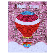 Load image into Gallery viewer, Colorful Hot Air Balloon - Special Diamond Painting
