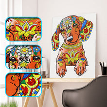 Load image into Gallery viewer, Animal Cute Dog Special Diamond Painting