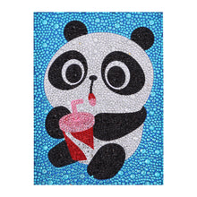 Load image into Gallery viewer, Baby Panda Special Diamond Painting
