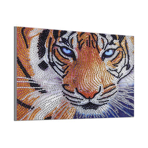 Siberian Tiger - Special Diamond Painting