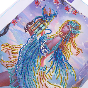Beautiful Goddess Special Diamond Painting