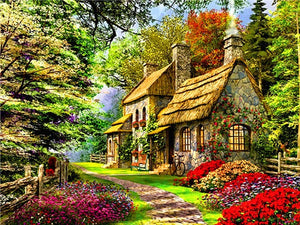 Best Landscape Diamond Paintings Kit