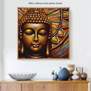 Beautiful Budha Diamond Painting