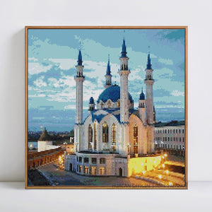 Beautiful Mosque Diamond Painting