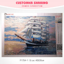 Load image into Gallery viewer, Stunning View of Ships Diamond Painting Kits