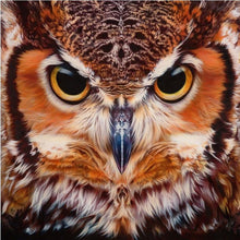 Load image into Gallery viewer, Angry Big Owl Diamond Painting
