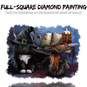Huge Cat DIY Painting Kit