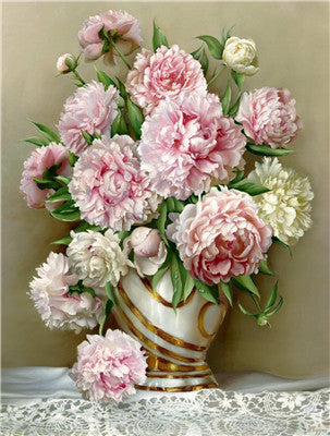 Attractive Flowers in the Vase