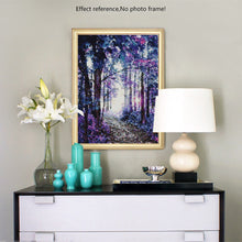Load image into Gallery viewer, Purple Forest