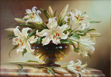 Load image into Gallery viewer, floral diamond painting