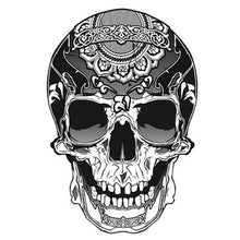 Load image into Gallery viewer, skull diamond painting