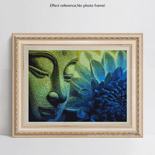 Load image into Gallery viewer, Gautam Buddha - Paint with Diamonds Kit