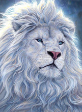 Load image into Gallery viewer, lion diamond painting