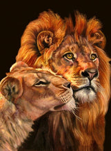 Load image into Gallery viewer, Huge Wild African Lions Collection