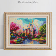 Load image into Gallery viewer, Incredible Castle View Diamond Painting