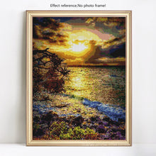 Load image into Gallery viewer, Beach & Sunset Diamond Painting