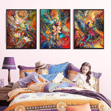 Load image into Gallery viewer, Colorful Attractive Artistic Diamond Painting Kit