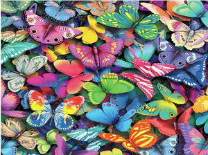 butterflies diamond art