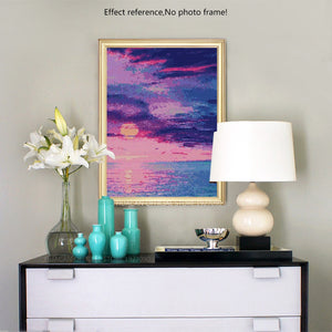 Sunset 5D Diamond Painting Kit