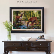 Load image into Gallery viewer, Beautiful Deer in the Forest
